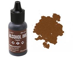Adirondack Sepia Alcohol Ink 14ml
