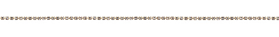 Gold (plated) Rhinestone Chain 2mm
