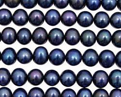 Midnight Blue Potato 6-7mm