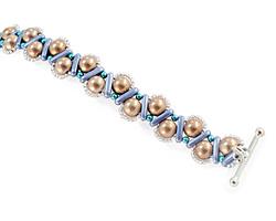 Bubble Bracelet Pattern