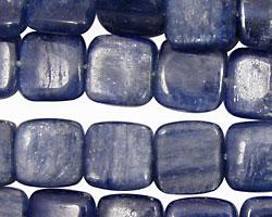 Kyanite Puff Square 12mm