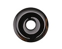 Black Onyx Donut 40mm