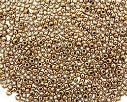 TOHO Bronze Round 11/0 Seed Bead