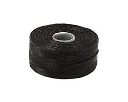 C-Lon Black Size D Thread