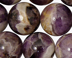 Dogtooth Amethyst Round 20mm