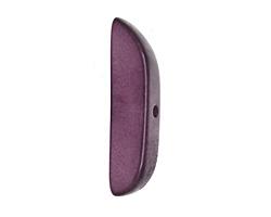 Tagua Nut Lilac Splinter (center-drilled) 7-8x28-35mm