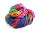 Fairy Garden Silk Chiffon Ribbon Yarn