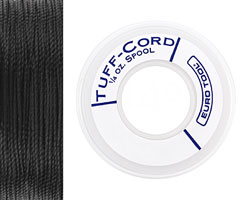 Tuff Cord Black #5