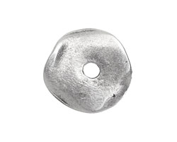 Greek Pewter Large Washer 23mm