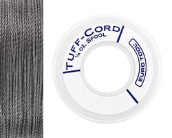 Tuff Cord Hematite #5