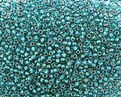 TOHO Light Sapphire (with Metallic Teal Lining) Round 11/0 Seed Bead