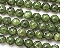 Canadian Jade Round 14mm