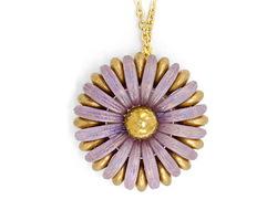 Chrysanthemum Pendant Pattern for CzechMates