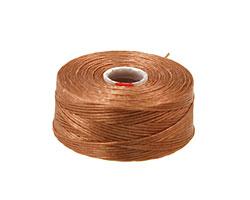 C-Lon Light Brown Size D Thread
