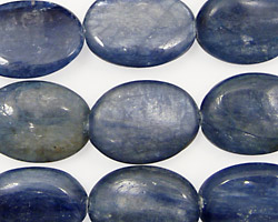 Kyanite Flat Oval 18x13mm