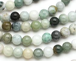 Burma Jade Round 8mm