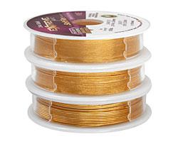 Soft Flex Trios Extreme 24K Gold Assorted Sizes Wire 3x10ft.