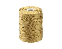 C-Lon Tan (.5mm) Bead Cord
