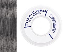 Tuff Cord Hematite #1