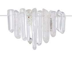 Rock Crystal Small Graduated Point Focal Set 4-6x20-31mm