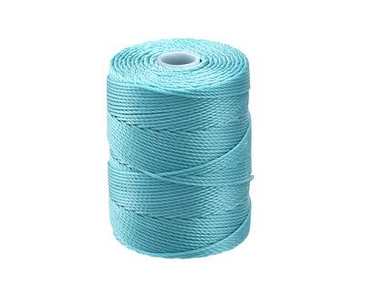 C-Lon Ice Blue (.5mm) Bead Cord
