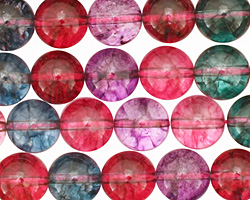 Tourmaline Crystal Round 10mm