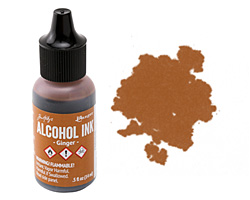 Adirondack Ginger Alcohol Ink 14ml