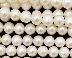 Pearly White Potato 6-7mm
