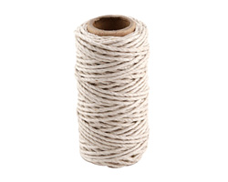 Natural Hemp Twine 20 lb, 45 ft