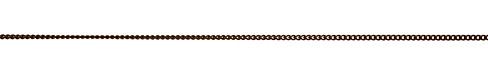 Vintaj Natural Brass Delicate Curb Chain