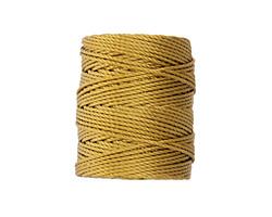 C-Lon Antique Gold Tex 400 (1mm) Bead Cord