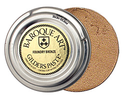 Foundry Bronze Baroque Art Gilders Paste 30ml