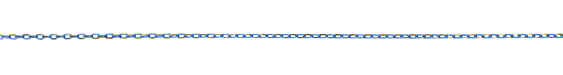 Neo Turquoise Oval Cut Cable Chain 3.5x2mm