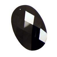 Onyx Faceted Oval 20x30mm