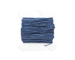 Royal Blue Irish Waxed Linen 3 ply