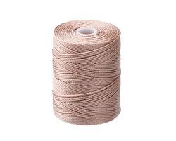 C-Lon Blush (.5mm) Bead Cord