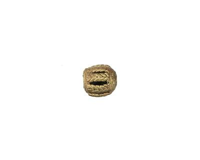 African Brass Braided Barrel 9-11mm