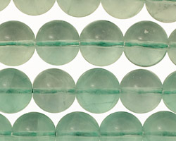 Green Fluorite Round 12mm