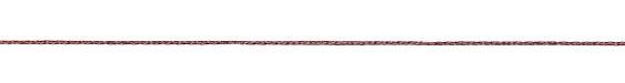 WireLace Burgundy Ribbon 1mm