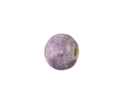 Gaea Ceramic Purple Haze Organic Round 9-10x12-13mm