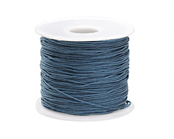 Peacock Chinese Knotting Cord 0.8mm, 120 yard spool