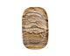 Picture Jasper Flat Rectangle Pendant 35x55mm