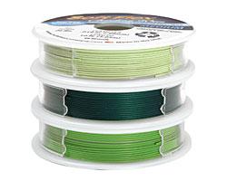 "Soft Flex Trios Renewal .019"" (Medium) 49 Strand Wire 3x10ft."