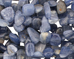 Kyanite Tumbled Nugget Drop 6-9x8-12mm