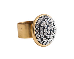 Nunn Design Antique Gold (plated) Traditional Ring Kit