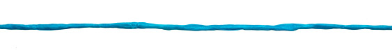 Turquoise Silk String 2mm