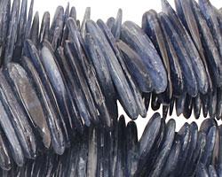 Kyanite Side-Drilled Stick 1-3x18-24mm