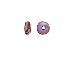 Unicorne Beads Grape Ice Donut 10mm