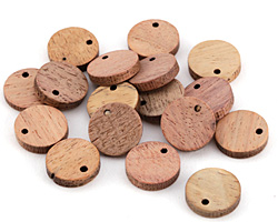 Wood Coin Focal 15mm