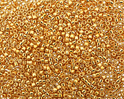 TOHO Metallic Gold Gold Treasure #1 Seed Bead